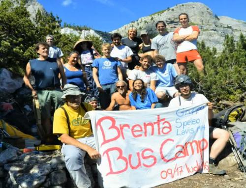 "Ricordi ""Brenta bus camp 2016"""